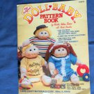 Original Doll Baby Pattern Book Vintage, With Instructions, Play Set, Clothing