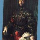 Guidobaldo della Rovere Postrait Postcard Duke of Urbino, Art, Painting, Firenze