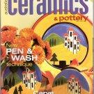 Australian Ceramics & Pottery Magazine, Vintage, Vol. 1, No. 3, Instructions, Tips