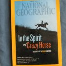 National Geographic Magazine, August 2012 Issue, Sioux, Gannets, Lightning, Worms