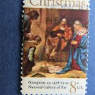 Christmas / Holiday Traditional Religious Postage Stamp Scott 1444