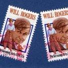 Will Rogers U.S. Postage Stamp, Humorist, Performing Arts, Commemorative 15c