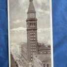 Daniels & Fisher Tower, Denver, Colorado, Advertising Postcard, Department Store