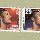 Billie Holiday, U.S. Postage Stamp, Blues & Jazz Singers, Entertainer, African American