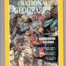 Underground Railroad NATIONAL GEOGRAPHIC Magazine, July 1984 Owls, Everest, Scotland