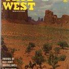 True West Magazine, August 1969. Steel Dust, Quarter Horse, Western History