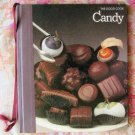 Candy HC Book Confection-Making, Cookbook, Molding, Nougat, Recipes