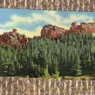 Scenic Postcard Vedauwoo Glen On Sherman Hill Laramie, Cheyenne, Wyoming