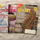 McCall's Crochet Magazines, Summer Fashions, Cardigan, Layette, Doilies, Crafts, Arts