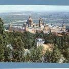 El Esorial Monasterio Aeriel View Scenic Full-Color Postcard, Church, Religious