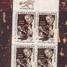Pap Test Postage Stamps Vintage 13 Cents U.S. Commemoratives, Cancer Detection