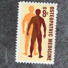 Osteopathic Medicine U.S. Postage Stamp Scott 1469 Single, 3 Cents, Commemorative