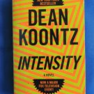 Best Selling Author Dean Koontz INTENSITY Fiction, PB Book, Suspense Novel, Horror