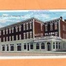 New Clark Hotel, Jeffersonville, Indiana, Hoosier, Postcard, Advertising