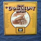 Stars of the Grand Ole Opry 1926 -1974 Country Music LP Album, Two - Record Set