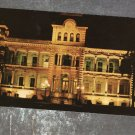 Magnificent Iolani Palace Mansion, Postcard, Honolulu, Hawaii, Night View, Illuminated