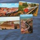 Railroad Vintage Postcards, San Francisco Chief, Locomotive, Train