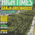High Times Magazines, Two Issues, Cannabis, Marijuana, Plants, Greenhouse