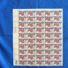 Interphil Postage Stamps U.S. International Philitelic Exhibition 1976 Mint Sheet