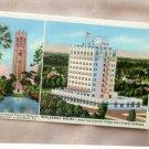 Walesbilt Hotel, Lake Wales, Florida Postcard, Vintage, Singing Tower, Cypress Gardens
