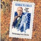 Performing Arts U.S.A. George M. Cohan Postage Stamp Single Scott 1756 1978