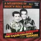 A Milestone In Rock'N Roll Music, Rusty & Doug Kershaw, Cajun Country Rockers, LP Vinyl Album
