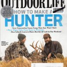 Outdoor Life Magazine Feb / Mar 2018 Issue, How To Make A Hunter, Turkey Decoys