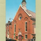 Wesley Methodist Church, Dover, Delaware Postcard, Historic Building