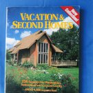 Vacation & Second Homes PB Book Reference Guide, House Plans, Designs