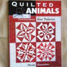 Quilted Animals PB Instruction Book, Continuous Line Patterns, Reference Guide, How-To