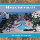 Jack Tar Village Nuevo Vallarta, Mexico Postcard, Chrome, Used, Scenic