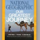 Our Greatest Journey National Geographic Magazine, History of Skis, Cougars, Lasers