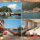 Seehotel Acheregg Advertising Postcard, Switzerland, Vacation, Hotel