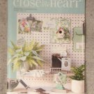 Close To My Heart Magazine For Crafts, Card Making, Stamping, Scrapbooking, Arts