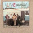 Lester Moran & Cadillac Cowboys Alive At Johnny Mack Brown High School LP Record Album