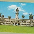 Postcard Sultan Abdul Samad Building Kually Lumpur Malasia