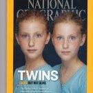National Geographic Magazine, TWINS, Dog Sledding, Homesteaders, Panama