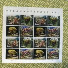 Tyrannosaurus Rex U.S. Self-Adhesive Forever Postage Stamps, First Class, Lenticular