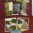 Vintage Scenic Postcards, Mountains, Trees, Landscapes, Scenes