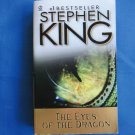 The Eyes of the Dragon Stephen King PB Book Fiction Bestseller Horror Fantasy