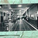 The Hotel Raleigh, Interior Lobby View, Vintage Postccard, Pennsylvania Ave, Washington, DC