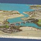 Postcard London Bridge Lake Havasu City, Historic Arizona