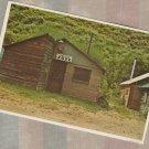 Jarbidge Jail Nevada Postcard Postally Used Historical Ghost Town
