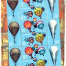 Balloons U.S. Postage Stamps Aviation, Commemorative, 1983, 20 Cent
