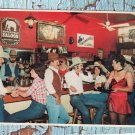 White Elephant Saloon, Fort Worth, Texas Used Postcard, Old West, Cowboys, Vintage