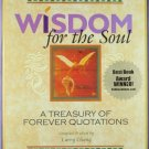 Wisdom for the Soul [Dec 01, 2009] Chang, Larry