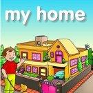 My Home (My World) [Paperback] [Apr 01, 2008] Pegasus