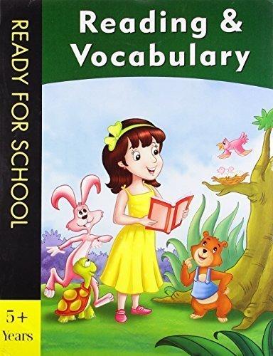 Reading & Vocabulary (Ready for School) [Paperback] [Jun 01, 2008] Pegasus