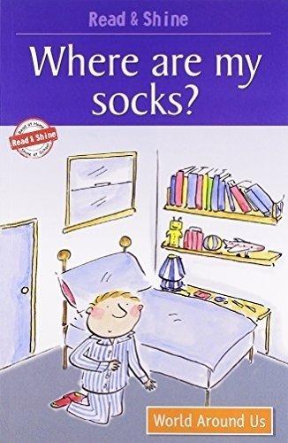 Where are My Socks?: Level 2 (Read and Shine) [Jan 01, 2009] Barnett, Stephen