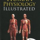 Human Physiology Illustrated: 33 Coloured Illustrations With Marking. [Paper